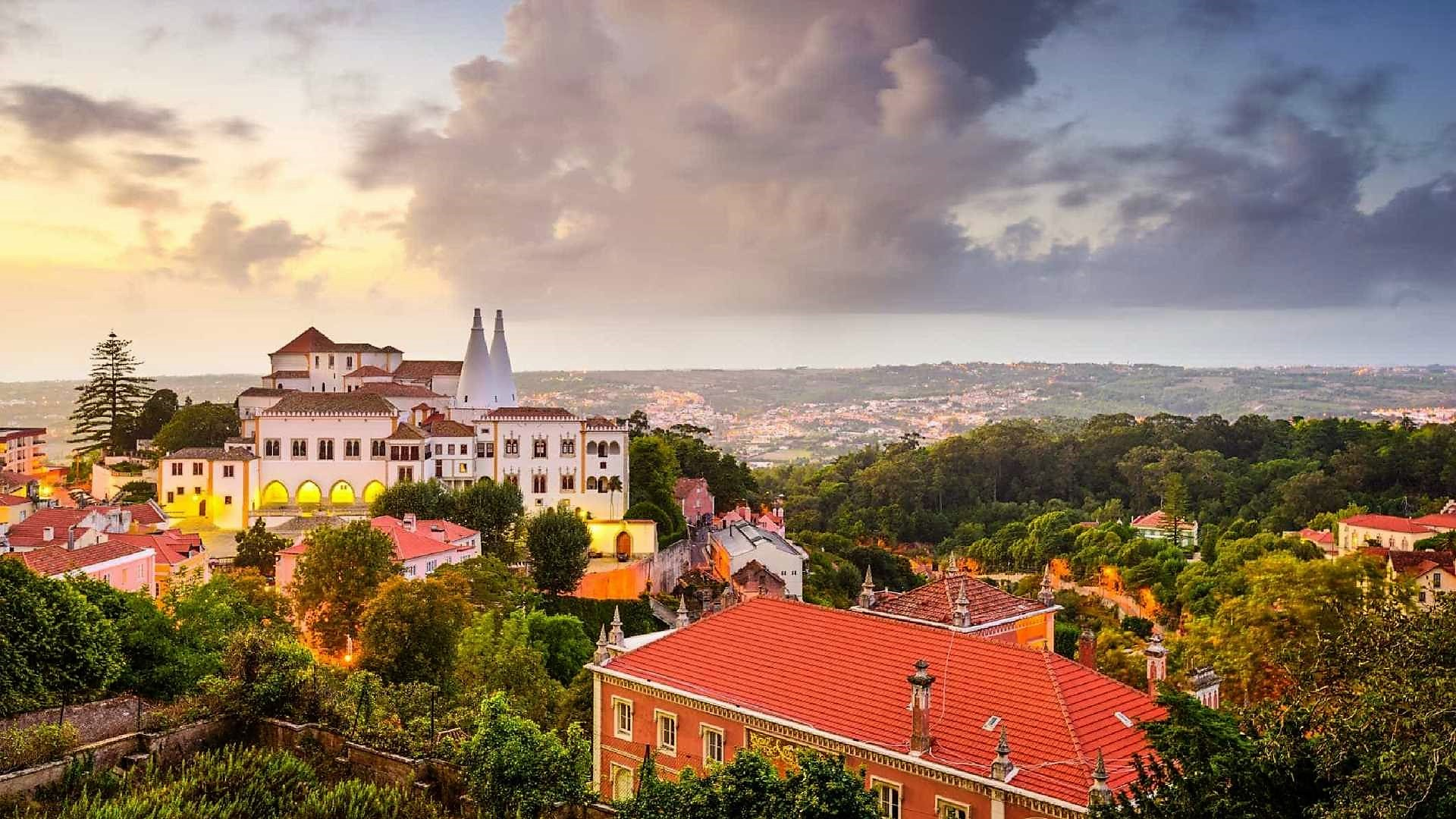 Sintra half day Tour (4h) SixEmotions